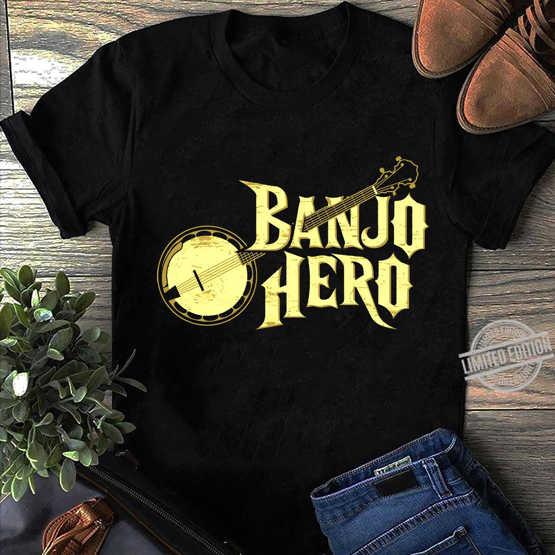 Banjo Hero Hoodie