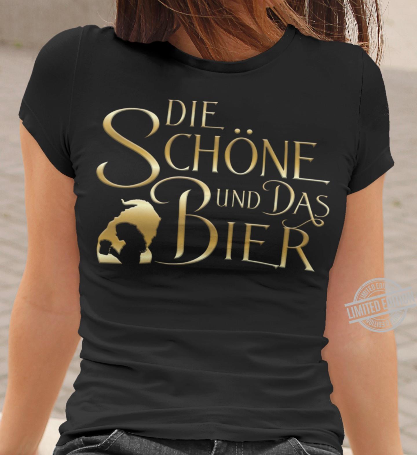 Die Schone Bund Das Bier Men T-Shirt