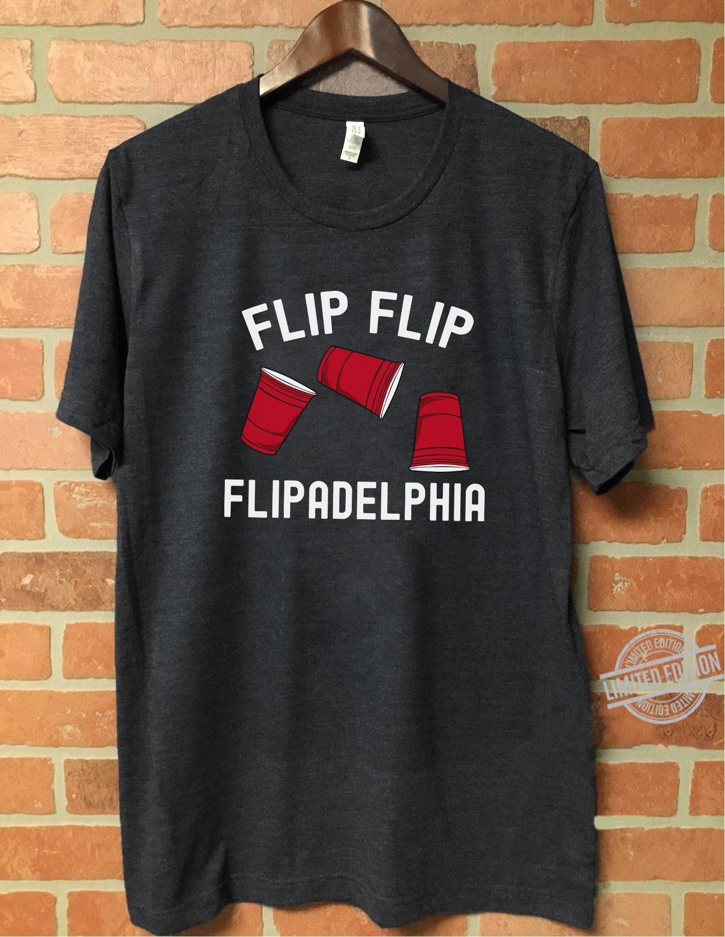 Flip Flip Flipadelphia Women Jersey Tank Top