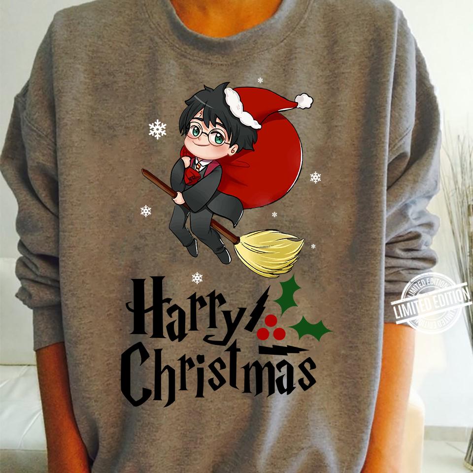 Harry Christmas Sweatshirt