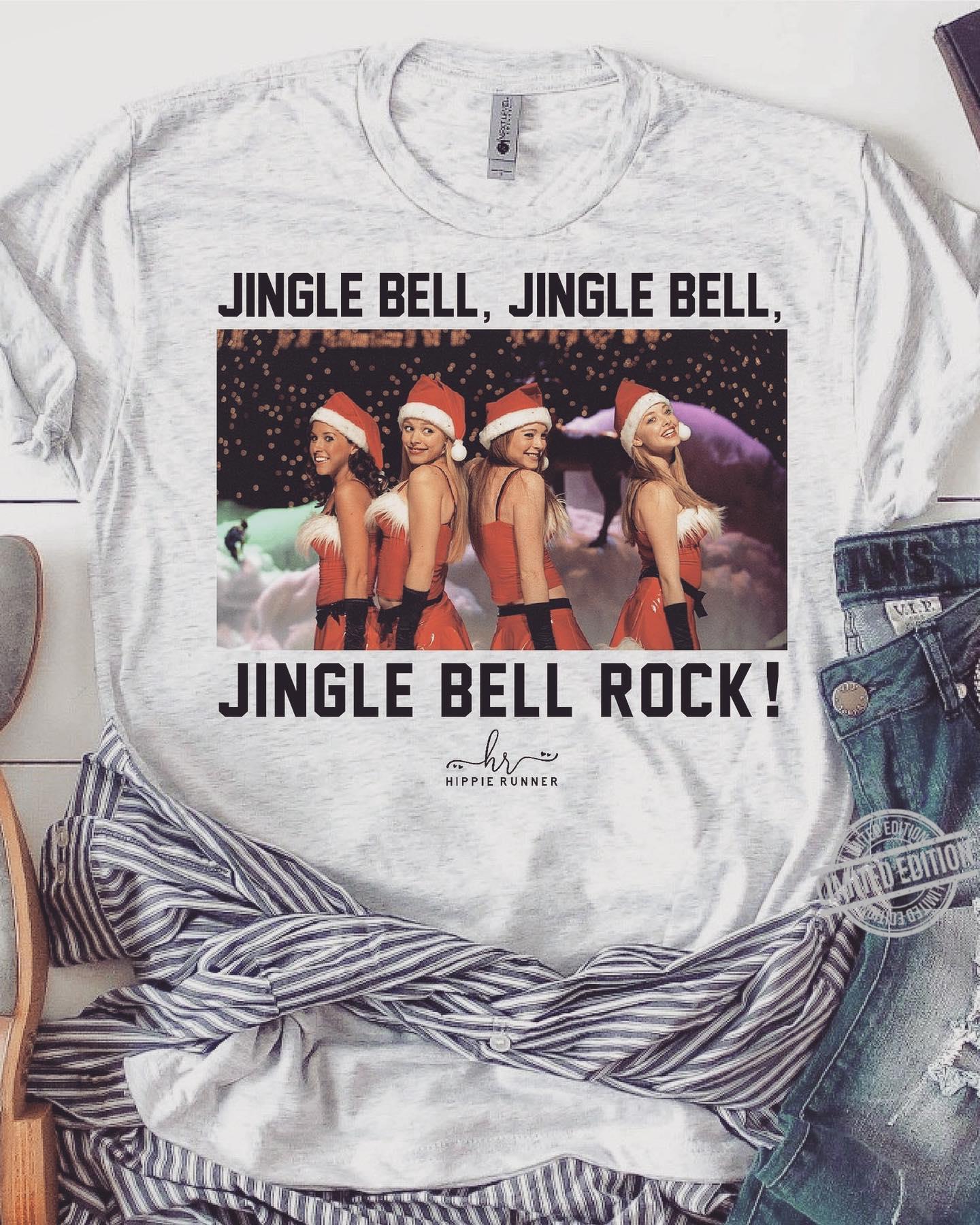 Jingle Bell Jingle Bell Jingle Bell Rock Women T-Shirt
