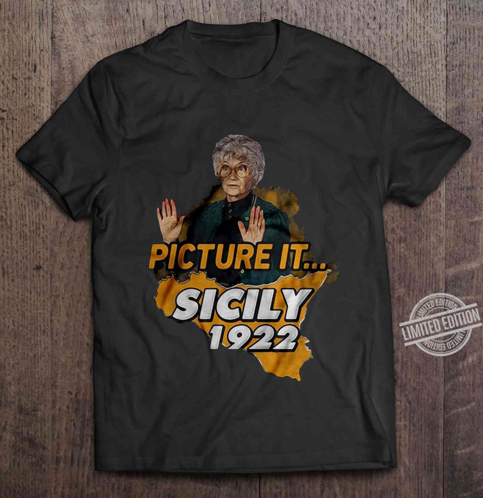 Picture It Sicily 1922 Sweatshirt