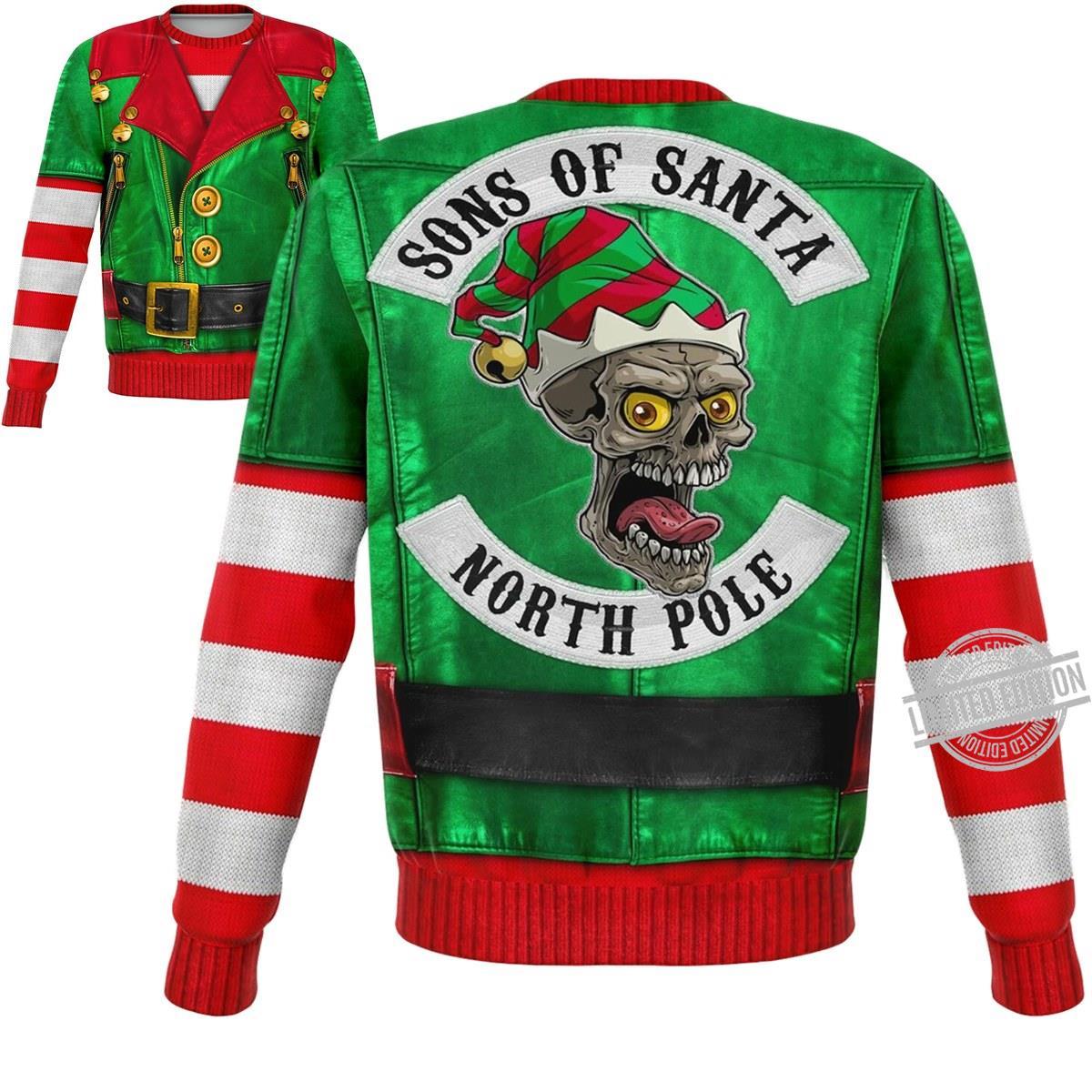 Sons Of Danta North Pole Sweatshirt