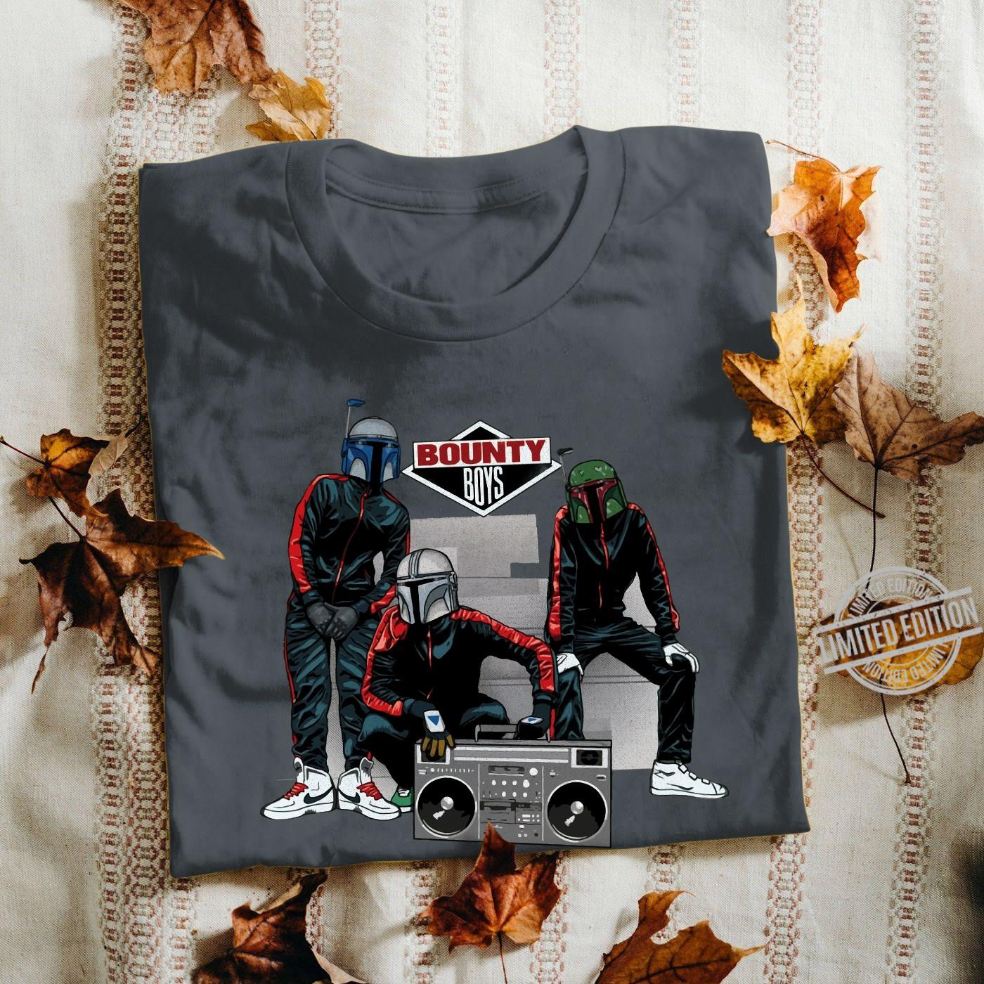 Star Wars Darth Vader Bounty Boys Band Long Sleeve T-Shirt