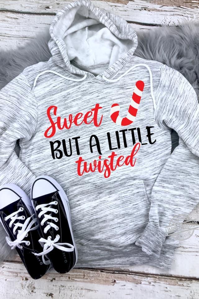 Sweet But A Little Twisted Long Sleeve T-Shirt