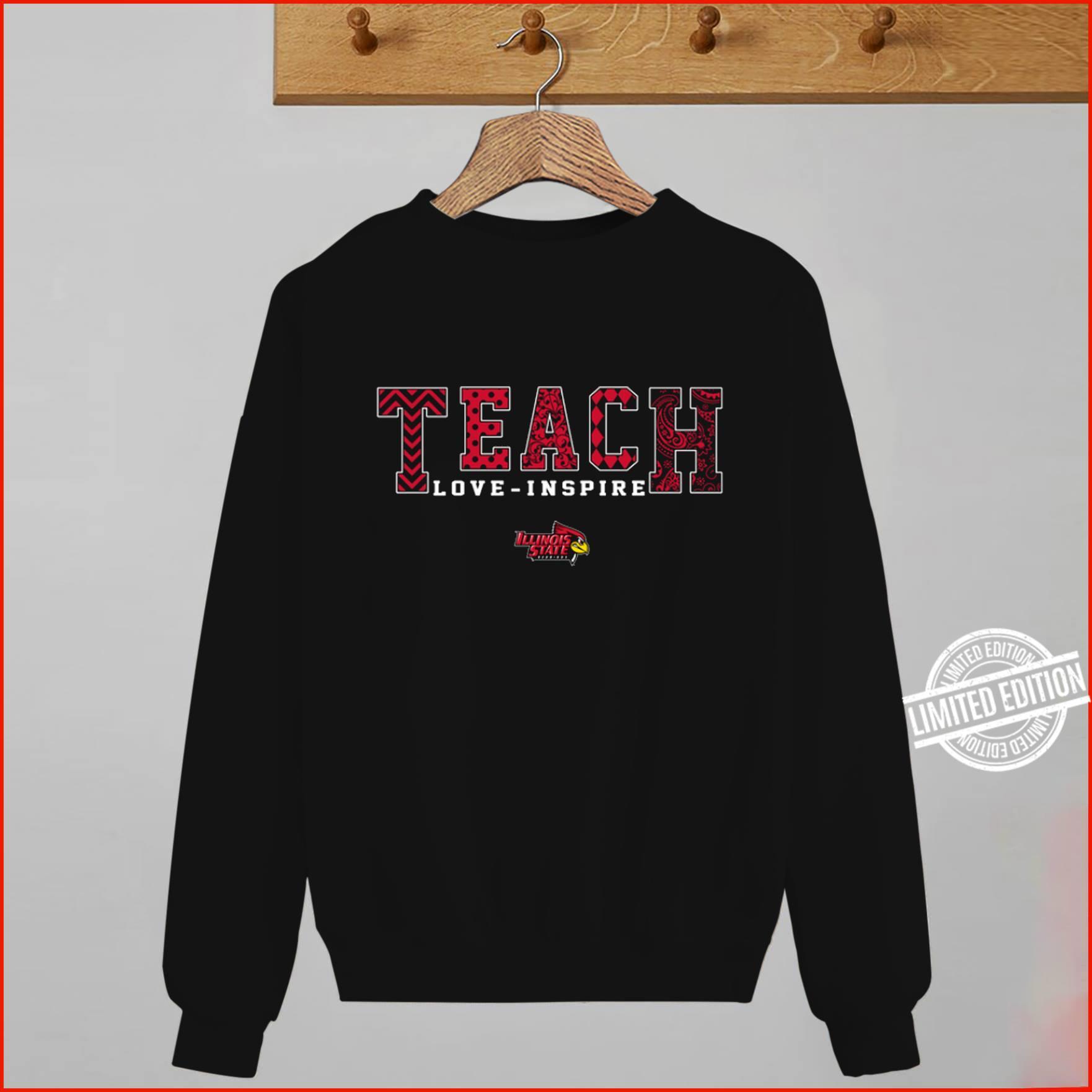 Teach love-inspire Long Sleeve T-Shirt