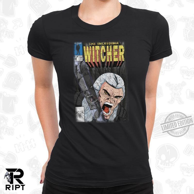 The Incredible Witcher Hoodie