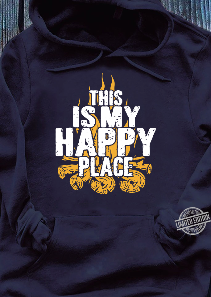 This Is My Happy Place Men T-Shirt