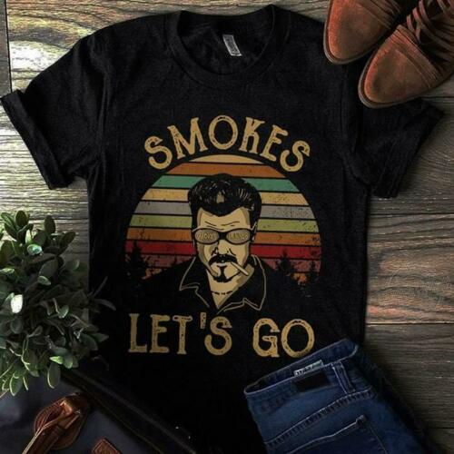 Trailer Park Boys Smokes Let's Go vintage Sweatshirt