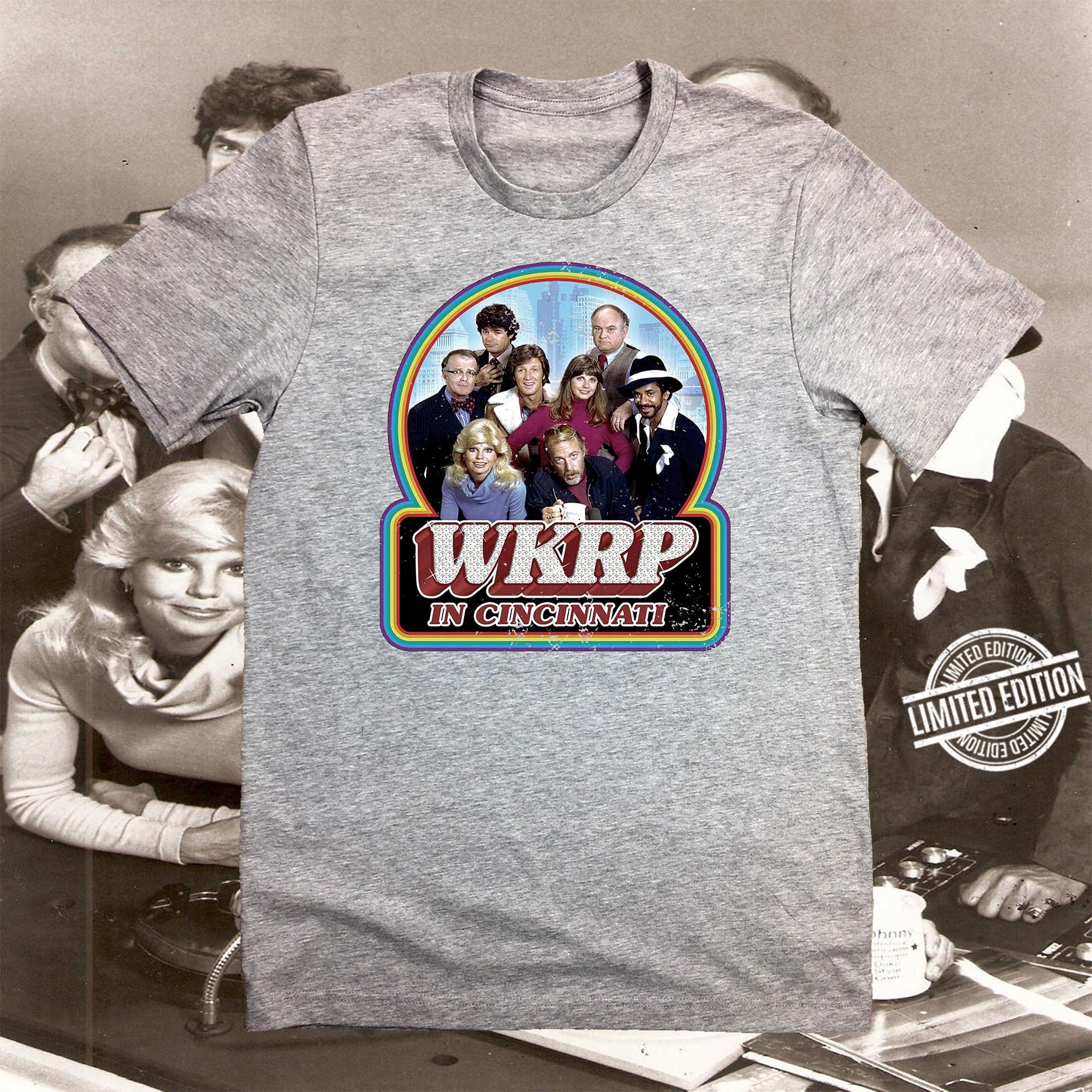 WKRP In Cincinnati Hoodie