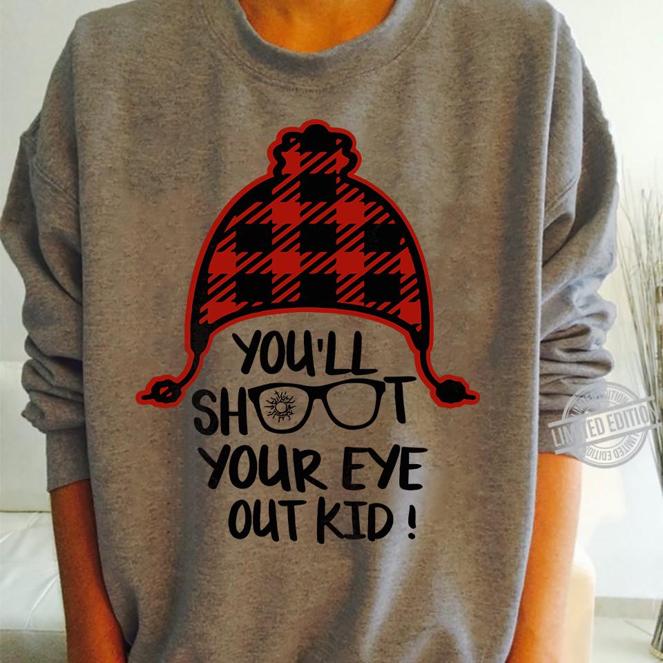 You'll Shoot Your Eye Out Kid Men T-Shirt