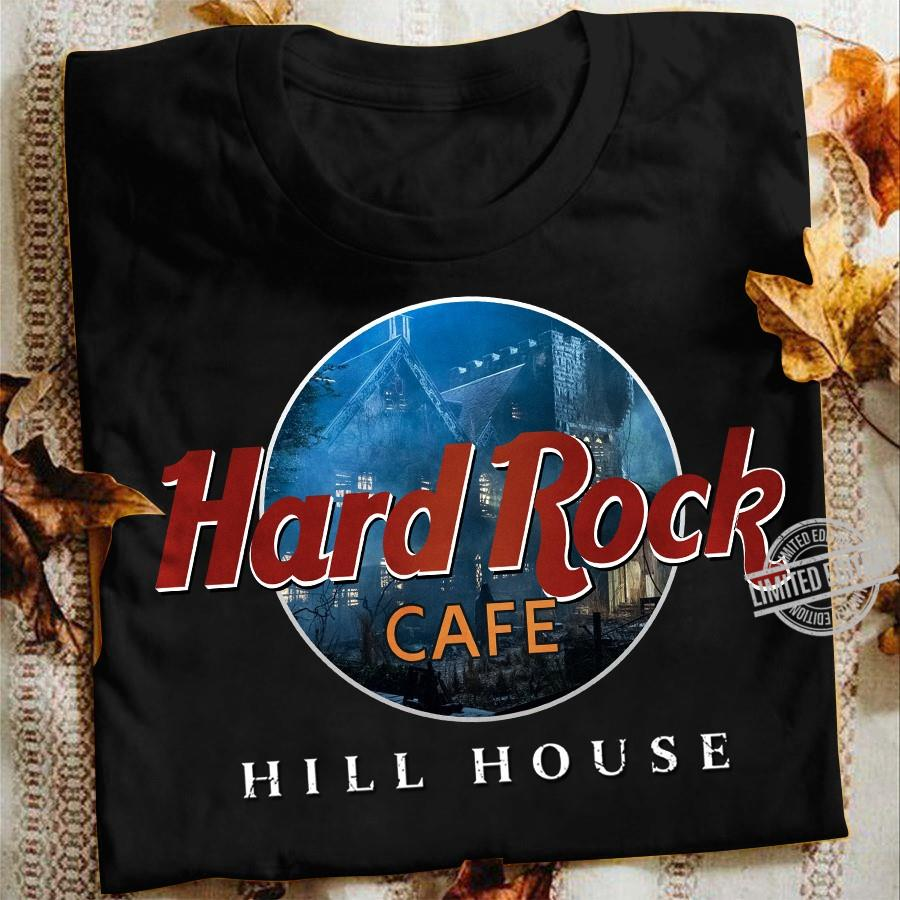 hard Rock Cafe Hill House Long Sleeve T-Shirt